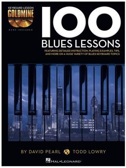 Volonte GOLDMINE 100 BLUES LESSONS