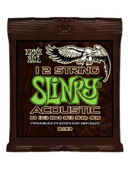 Ernie Ball 2153 - 12-String Slinky Acoustic