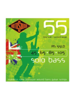 Rotosound RS-55LD Solo Bass Stainless Steel