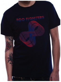 Cid Foo Fighters- Loops logo taglia S