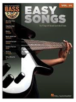 Volonte Bass Play-Along EASY SONGS V.34