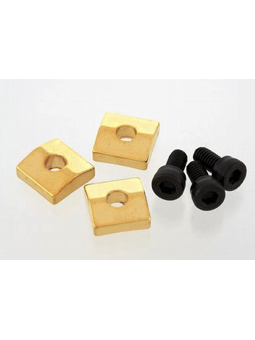 Allparts BP-0116-002 Nut Block Gold