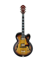 Ibanez AF155-AYS - Antique Yellow Sunburst