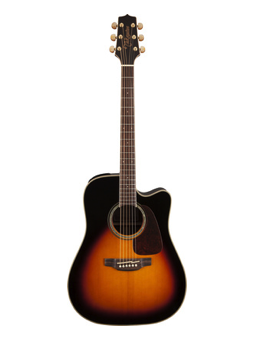 Takamine GD71CE-Brown Sunburst
