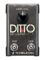 Tc Electronic Ditto Mic Loop