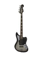 Fender Troy Sanders Jaguar Rw  Silverburst