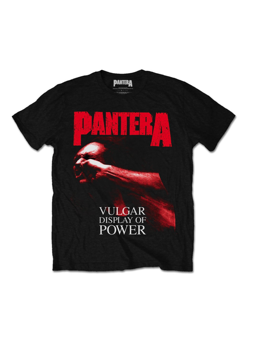 Rock Off Pantera Red Vulgar Large