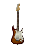 Fender Standard Stratocaster Plus Top with Floyd Rose Tobacco Sunburst Rw
