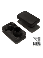 Sonor 14599004/2 - Gommini per Fissaggio Pedale - Perfect Balance TPU Buffer