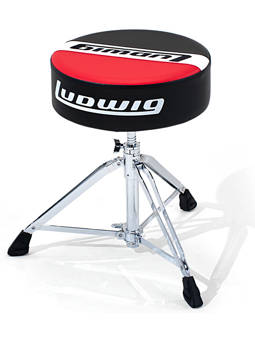Ludwig LAP51TH ATLAS PRO DRUM THRONE - Round