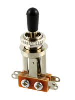 Allparts EP-0067-000 Long Straight Toggle Switch