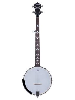 Fender Rustler Banjo Open Back