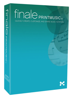 Finale Music Software Print Music