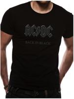 Cid AC/DC Black in black tg L