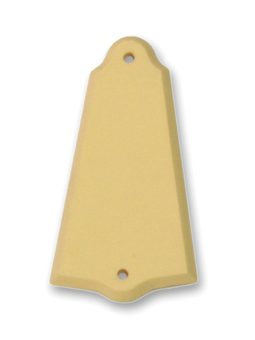 Allparts PG-0485-055 Truss Rod Cover Cream