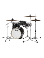 Pearl Midtown 4-P  Black Gold Sparkle
