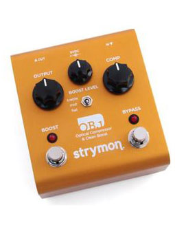 Strymon Ob1 Compressor Boost