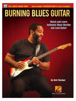 Volonte Burning Blues Guitar