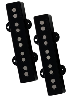 Dimarzio DP549BK Ultra Jazz 5 Pair