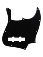 Allparts PG-0755-033 Pickguard for Jazz Bass Black