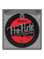 Daddario EJ30 Pro-Arté Rectified Trebles, Normal Tension