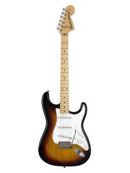 Fender Classic Series 70s Stratocaster 3-Color Sunburst Mn
