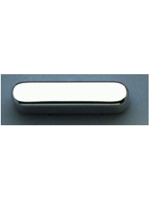 Allparts PC-0954-010 Chrome Pickup cover for Telecaster