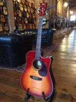 Cort MR600F  Red Sunburst