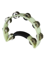 Rhythm Tech RT1070 - Midnight Sun Tambourine, Steel Jingles