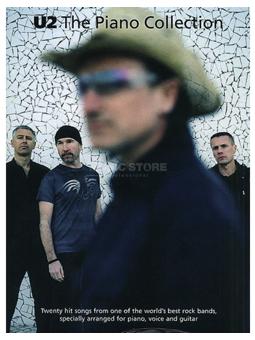 Volonte U2 - The Piano Collection