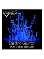 D'orazio Electric Pure Nickel Woud 10/46