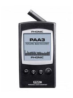 Phonic paa3
