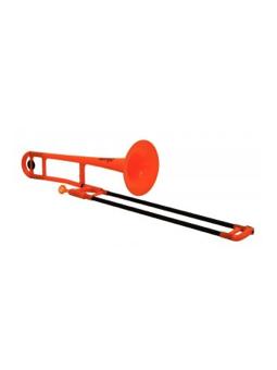 P-bone Trombone Arancione