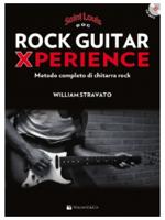 Volonte Rock Guitar Xperience Metodo completo di chitarra rock