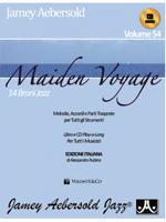 Volonte Maiden Voiage Vol.54 Jamey Aebersold