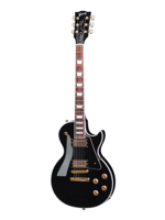 Gibson Les Paul Standard Gold Series Ebony 2017