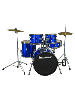 Ludwig Lc1709 Accent CS Fusion Deep Blue