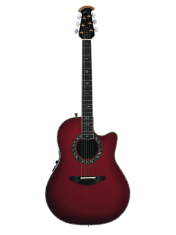 Ovation C 779LX Custom Legend Cherry Burst