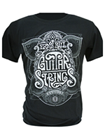 Ernie Ball 4700 King of Strings T-shirt S