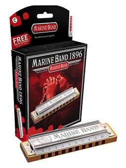Hohner Marine Band F