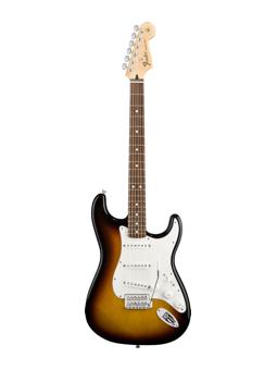 Fender Mex Strocaster Standard Brown Sunburst