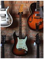 Fender Stratocaster Vintage '62