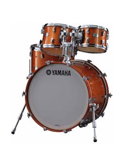 Yamaha Absolute Hybrid Maple in Orange Sparkle