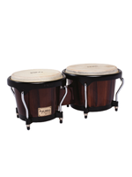 Tycoon TB-80-B-HP-BR Bongos Artist Hand Painted