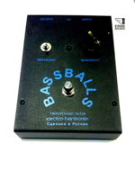 Electro Harmonix BASSBALLS MADE IN RUSSIA
