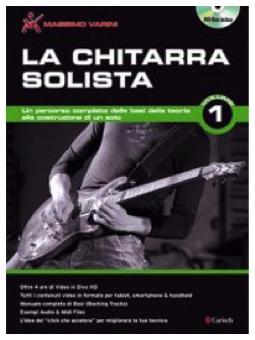 Volonte LA CHITARRA SOLISTA V.1 CON DVD