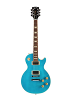 Gibson Les Paul Traditional 2017 Pro Plus Caribbean Blue