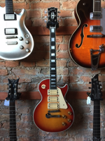 Gibson Ace Frehley Budokan Les Paul 2012 Cherry Sunburst