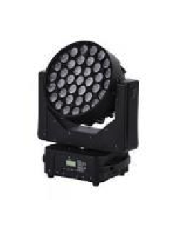 Sagitter Moving Head Wash 37 x 12 w RGBW Zoom