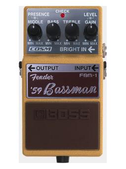 Boss Fbm-1 Bassman